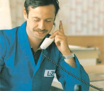 L&Z History - Callagent