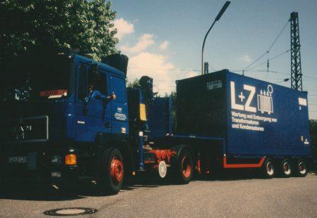 L&Z History - Fuhrpark 2